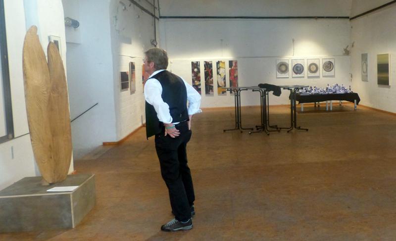 Kulturtage_ Ausstellung mit MF