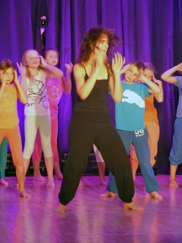 Kulturtage_Mila + Kinder