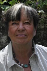 Portrait der Malerin und Grafikerin Susanne Lorenzer aus Valley