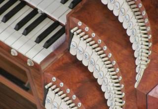 Orgelzentrum Valley Schaltwerk Altes Schloss Spieltisch
