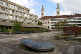 Karin Saalmann Skulptur im öffentlichen Raum